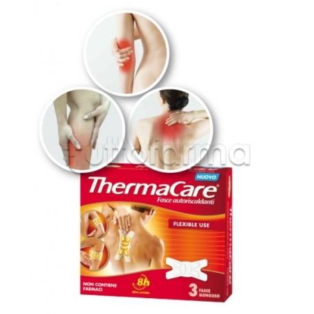 Thermacare Flexible Use Cerotti Riscaldanti 3 Pezzi