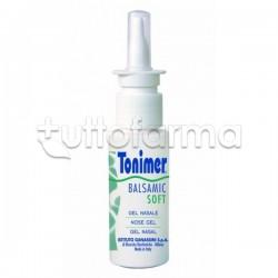 Tonimer Balsamic Soft Gel Emolliente Nasale 15 ml