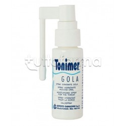 Tonimer Gola Spray Idratante Gola 15 ml