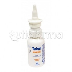 Tonimer Hypertonic Pocket Decongestionante Naso 30 ml