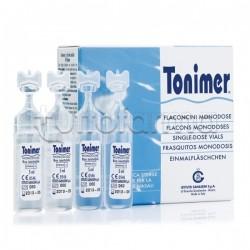 Tonimer Soluzione Isotonica Aerosol 12 Flaconcini