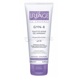 Uriage Gyn 8 Gel Detergente Intimo 100 ml