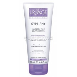 Uriage Gyn Phy Gel Detergente Intimo Rinfrescante 200 ml