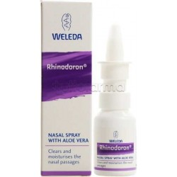 Weleda Rhinodoron Spray Nasale 20 Ml