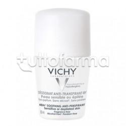 Vichy Sensitiv Deodorante Roll-On 48 h Pelle Sensibile 50 ml