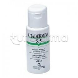 Vidermina 5.5 Soluzione Detergente Delicata Intimo 200 ml