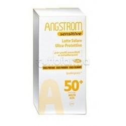 Angstrom Solare Latte Ultra Prottettivo SPF 50+ Viso 50 ml