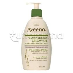 Aveeno Crema Olio Idratante Corpo 300 ml
