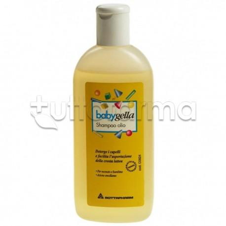 Babygella Shampoo Olio 150 ml