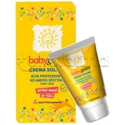 Babygella Solari Crema 0-12 Mesi Protezione Solare 50 ml