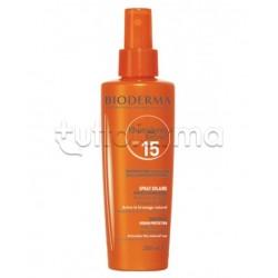 Bioderma Photoderm Bronz Spray Solare FP15 200ml