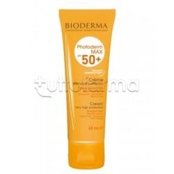 Bioderma Photoderm Max Crema Solare Protezione Alta SPF50+ 40ml