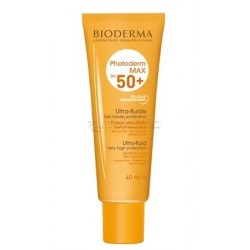 Bioderma Photoderm Max Ultra Fluide Crema Solare Protezione Alta SPF50+ 40 ml