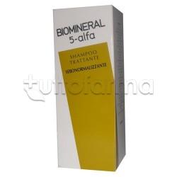 Biomineral 5 Alfa Shampoo Seborrea 200 Ml