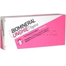 Biomineral Unghie Topico Emulsione 20 ml