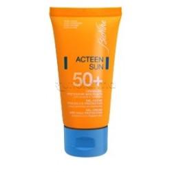 Bionike Acteen Sun Crema Gel SPF 50+ Pelle Acneica 50 ml