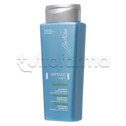 Bionike Defence Hair Pro Shampoo Fortificante Ristrutturante Capelli Secchi e Fragili 200 ml
