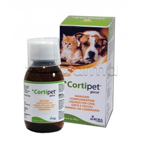Gocce Orali 100gr Cortipet Per Allergie E Infiammazioni Di Cani E