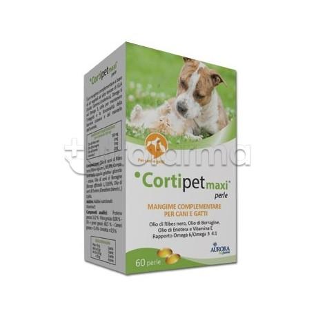 60 Perle Cortipet Maxi Per Dermatiti Di Cani E Gatti 60 Perle