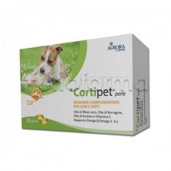Cortipet Perle per Dermatiti di Cani e Gatti 30 Perle