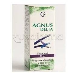 Agnus Delta Integratore Gocce 50ml