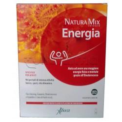 Aboca Natura Mix Advanced Energia 10 Flaconcini Energizzanti