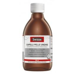 Swisse Capelli Pelle Unghie Liquido Flacone 300ml