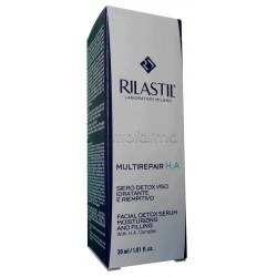 Rilastil Multirepair H.A. Siero Detox Viso Idratante e Riempitivo 30ml