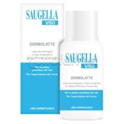 Saugella Viso Dermolatte Detergente Viso 200ml