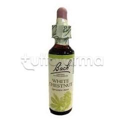 Loacker White Chestnut Fiori Di Bach per Preoccupazioni Gocce Orali 20 ml