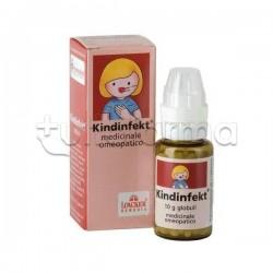 Homeokind Kindinfekt Medicinale Omeopatico Globuli 10g
