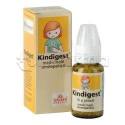 Homeokind Kindigest Medicinale Omeopatico Globuli 10g