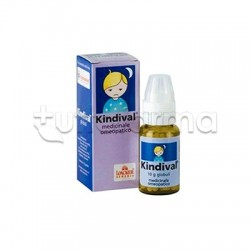 Homeokind Kindival Medicinale Omeopatico Globuli 10g
