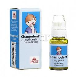 Homeokind Chamodent Medicinale Omeopatico Globuli 10g