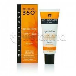 Heliocare 360 Gel Oil Free SPF 50 Gel 50ml