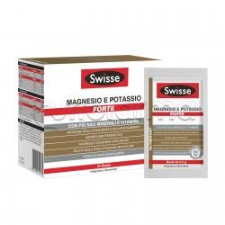 Swisse Magnesio e Potassio Forte Integratore di Sali Minerali 24 Bustine