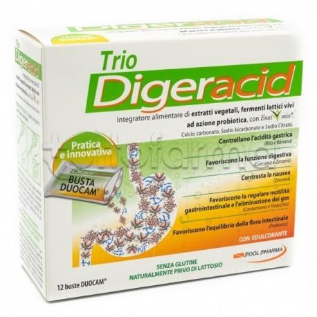 integratori per favorire la digestione pulizia del corpo durante la notte