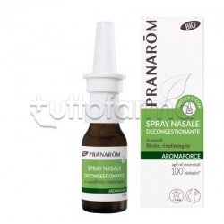 Pranarom Spray Nasale Decongestionante Bio 15ml