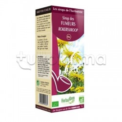 Herbalgem Herbal FUM per Vie Respiratorie Flacone Sciroppo 150ml