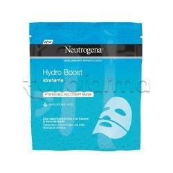 Neutrogena Hydro Boost Maschera Hydrogel Idratante 30ml