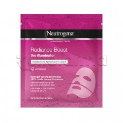 Neutrogena Radiance Boost Maschera Hydrogel Illuminante 30ml