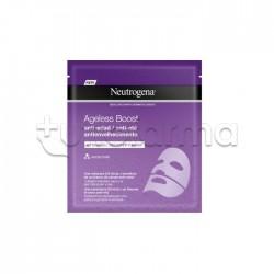 Neutrogena Ageless Boost Maschera Hydrogel Anti-Età 30ml