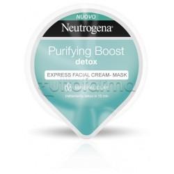 Neutrogena Purifying Boost Maschera in Crema Purificante 10ml