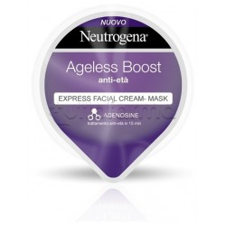Neutrogena Ageless Boost Maschera in Crema Anti-Età 10ml