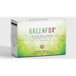 Vanda Greenfor Integratore Brucia Grassi 30 Capsule