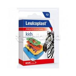 Cerotti Leukoplast Kids Per Bambini 12 Cerotti