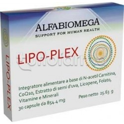 Lipo-Plex Forte 30 Capsule