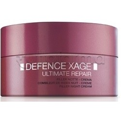 Bionike Defence Xage Ultimate Repair Crema Filler Notte Rigenerante Antietà 50 ml
