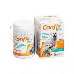 Confis Start Integratore per Articolazioni dei Cani 20 Compresse