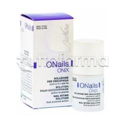 Bionike Onails Onix Soluzione Onicofagia Anti-Rosicchiamento Unghie e Cuticole11 ml